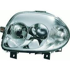 Faro delantero Derecho RENAULT CLIO 98-01 DEPO HB3+H7 para reg energía