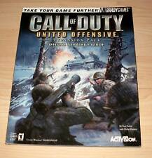 Call of Duty - United Offensive - Expansion Pack - Strategy Guide - Bradygames