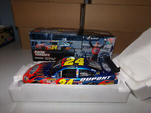 1/24 JEFF GORDON #24 DUPONT / DARLINGTON WIN MAY COT  2007 ACTION NASCAR DIECAST