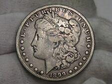 Clave Fecha 1899 Morgan Dollar. #3