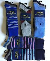 POLO RALPH LAUREN Mens Long dress socks 3pk 3pairs