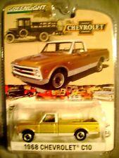 Greenlight Anniversary- 1968 Chevrolet C10 Pickup Truck- 1:64 HTF