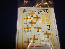 USK P 24 7118 DECALS