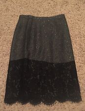 J.CREW THE PERFECT PARTY SKIRT - SIZE 10 - SOLD OUT!!!