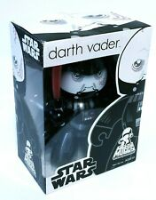 """2008 Star Wars Mighty Muggs Darth Vader 6"""" Figure Unmasked - NEW in Box"""