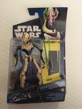 Star Wars The Clone Wars galactic battle Général Grievous HASBRO Figure + Box