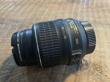 Nikon Nikkor AF-S 18-55mm f3.5-5.6 G VR DX Lens AFS