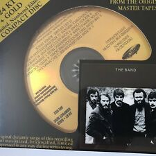 The Band Self Titled (hdcd 24k Gold 2009 Limited Numbered Audio Fidelity AFZ 032