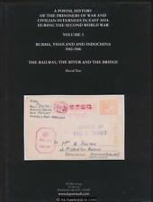 Postal Hist of the Prisoners of War & Civilian Internees in East Asia V3 by Tett