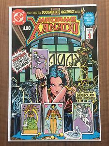 Madame Xanadu # 1 - Kaluta cover Marshal Rogers art FN Condition
