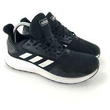 Men's Adidas Duramo 9 Black Running Athletic Shoes Sz 9