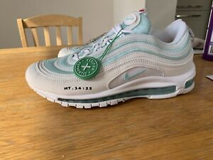 Nike Air Max 97 MSCHF x INRI Jesus Shoes UK 7.5