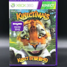 KINECTIMALS - XBOX360 GAME - KINECT GAME XBOX 360 - VERY GOOD CONDITION