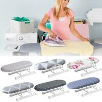 1PC Ironing Board Home Travel Portable Cuffs Mini Table With Folding Legs Hot