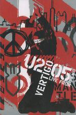 U2 ' Vertigo 2005 Live From Chicago ' DVD