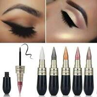 Waterproof Pencil Eyeshadow Women Long-lasting Glitter Eye Shadow Eyeliner Pen-