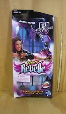 NERF Rebelle Secrets and Spies 3x Arrow Refill pack as new in packaging.