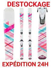 ski enfant WEDZE STARLINER NEUF+ fixations taille:150 cm