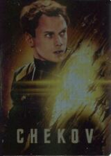 Star Trek Beyond Metal Poster Chase Card MC8 Chekov