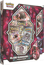 Pokemon Island Guardians GX Box Premium Collection Tapu Lele GX 8 Booster Packs