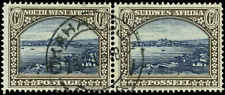 South West Africa Scott #114 Used