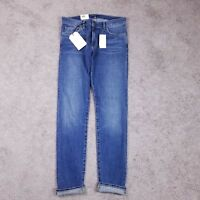 NEW Levi's Made & Crafted Women's Willow Slim Japanese Selvedge Jeans 29x32 $248