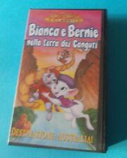 DISNEY: BIANCA E BERNIE NELLA TERRA DEI CANGURI (VHS)