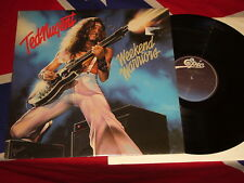 Ted Nugent-Weekend Warrior LP 1978