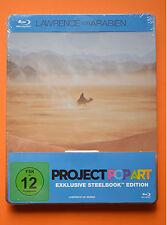 Lawrence of Arabia Steelbook Bluray German Pop Art Edition New