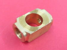 NEW 1939-48 Ford brake master cylinder outlet fitting 99A-2076