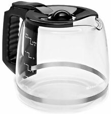 NEW Genuine KitchenAid Replacement Glass Black Onyx 12-Cup Carafe KCM11GC