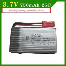 Batteria Lipo Ricaricabile 3.7V 750mAh RC - 902540