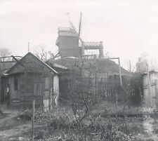 PARIS c. 1900 - Moulin de la Galette Maisons Cabanes Jardins - NV 1127