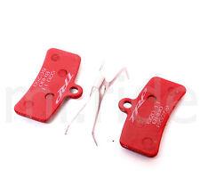 TRP Bike Q20.11 Disc Brake Ceramic Pads w/ Spring 1 pair -Quadiem SL, Slate T4