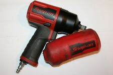 """SNAP-ON TOOLS 1/2"""" Drive Air Impact WRENCH SUPER DUTY PT850 COMES W/BOOT USA"""