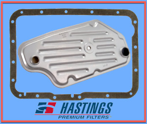 Auto Trans Filter Kit HASTINGS Replace FORD Mazda OEM # 1F0021296 W. Gasket