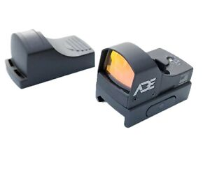 ADE RD3-002 Red Dot Sight with Weaver-Picatinny Mount for Pistol/Rifle/Shotgun