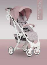VOLT PRO Euro-Cart wózek spacerowy 7,6 kg obciążenie do 22kg - Powder Pink