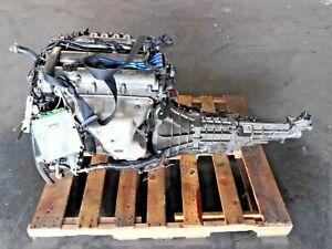 JDM Mazda Miata 1.8L JDM BP Engine & 6 SPEED MANUEL Transmission WIRING ECU
