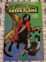 Green Lantern Superman Legends of the Green Flame (2000) DC - #1, Gaiman, VF