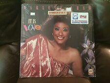 Marlene Shaw It Is Love Audiophile LP 831-438-1 (NM Condition) Shrink