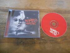 CD OST Soundtrack  - Romeo Must Die (18 Song) VIRGIN WARNER jc