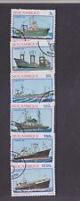MOZAMBIQUE-1981-SHIP SET-CTO/NO HINGE/FULL GUM-$5.00-freepost