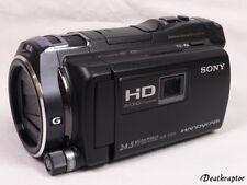 Sony HDR-PJ810 Camcorder Full HD Videokamera PJ810 schwarz OVP HÄNDLER - Wie NEU