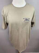 Big Cedar Ridge State Of Missouri Short Sleeve Graphic Souvenir T Shirt Large L