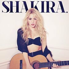 SHAKIRA. - w/ RIHANNA - NEW CD sealed Includes - Can't Remember to Forget You