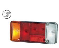 +IVECO EUROCARGO REAR LAMP WITH REVERSE 5 MALE SPADE PINS LH BP90-030