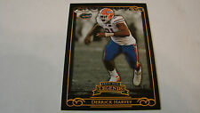 2008 Press Pass Legends # 10 Derrick Harvey # 18 of # 999 Card Gators box 6