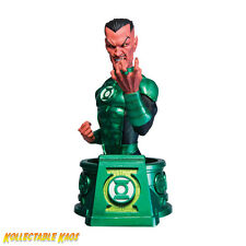 Green Lantern - Blackest Night - Sinestro Bust NEW IN BOX