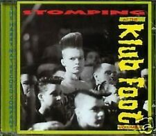 Stomping At The Klub Foot Vol. 5 CD NEW  Psychobilly Highliners/Long Tall Texans